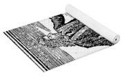 Charles Vane (c1680-1720) Yoga Mat