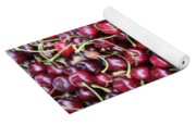 Cherries In Des Moines Washington Yoga Mat