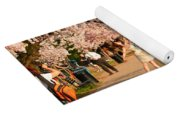 Cherry Blossoms 2013 - 076 Yoga Mat