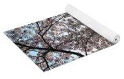 Cherry Blossoms 2013 - 092 Yoga Mat