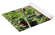 Cherry Tree Yoga Mat