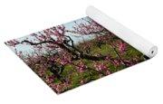 Cherry Trees Yoga Mat