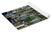 Chicago Bears Training Camp 2014 Collage The Players Yoga Mat