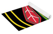 Chicago Blackhawks 2 Yoga Mat