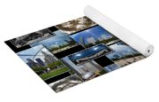 Chicago The Bean Collage Yoga Mat