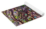 Children Under The Fantasy Tree With Jackie Joyner-kersee Yoga Mat