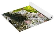 Cholla Flowers Yoga Mat