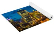 Cincinnati Downtown Yoga Mat