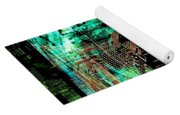 Circuit Board Yoga Mat
