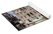 City Of Amsterdam Canal Houses Yoga Mat