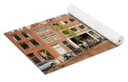 City Of Amsterdam In Holland Yoga Mat