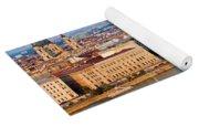City Of Budapest Cityscape Yoga Mat