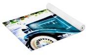 Classic Car 2 Yoga Mat