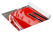 Classic Impala In Red Yoga Mat