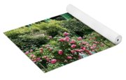 Claude Monets House - Giverney Yoga Mat