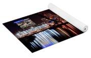 Cleveland Panoramic Reflection Yoga Mat