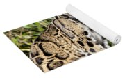 Clouded Leopards Yoga Mat