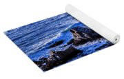 Coastal Cliffs Yoga Mat