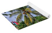 Coconut Tree Yoga Mat