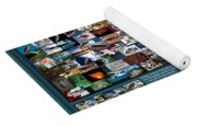 Collage Photography Services Yoga Mat