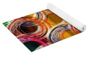 Color Frenzy 6 Yoga Mat