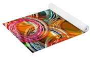 Color Frenzy 7 Yoga Mat