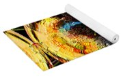 Color Power Collage Yoga Mat