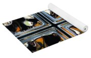 Colorful Contortion Yoga Mat