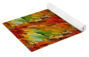 Colorful Extrude 2 Yoga Mat