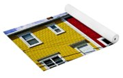 Colorful Houses In St. John's Newfoundland Yoga Mat