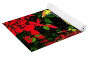 Colorful Lucy Goosey Yoga Mat
