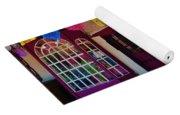 Colorful Store In Albuquerque Yoga Mat