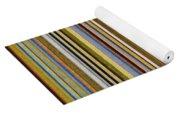 Comfortable Stripes Lx Yoga Mat