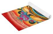 Continuing Mandala Yoga Mat