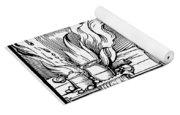 Cooking Roast, C1530 Yoga Mat