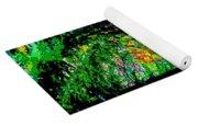 Cosmic Energy Of A Redwood Forest On Mt Tamalpais Yoga Mat