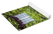 Cottage With Ivy Yoga Mat