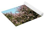 Crabapple Orchard Yoga Mat