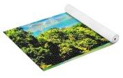 Current River Mo - Digital Paint II Yoga Mat