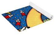 Cyclops I Want To Sleep Yoga Mat