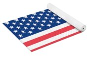 Daddys Home 9/11 Tribute Yoga Mat