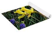 Daffodils Yoga Mat