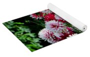 Dahlia Love Yoga Mat