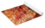 Dance Of Colors Yoga Mat