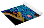 Dean Abstract Yoga Mat