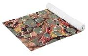 Decorative End Paper  Yoga Mat