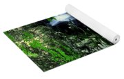 Deep In The Mountains Yoga Mat