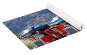 Iron Road Palm Springs Yoga Mat