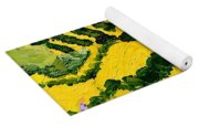 Down The Hill Yoga Mat
