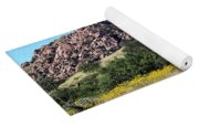 Dragoon Mountains Yoga Mat